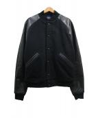 POLO RALPH LAUREN(ポロラルフローレン)の古着「アイコニックチームジャケット」|ブラック