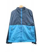 THE NORTH FACE(ザノースフェイス)の古着「コンパクトジャケット」 ブルー