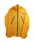 THE NORTH FACE()の古着「UNLIMITED JACKET」|ジニアオレンジ