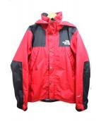 THE NORTH FACE(ザノースフェイス)の古着「Mountain Raintex Jacket」|レッド