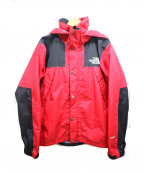 THE NORTH FACE()の古着「Mountain Raintex Jacket」|レッド
