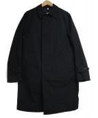 FREAKS STORE(フリークスストア)の古着「3WAYステンカラーコート」|ブラック