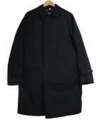 FREAKS STORE(フリークスストア)の古着「3WAYステンカラーコート」 ブラック