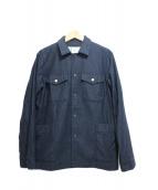 BED&BREAKFAST(ベットアンドブレックファスト)の古着「スタンダードカーデニングジャケット」 ネイビー
