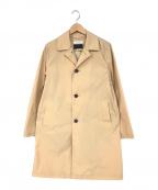 JOURNAL STANDARD(ジャーナルスタンダード)の古着「KANTIAN PIGMENT コート」|ベージュ