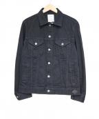 THE CRIMIE(ザ クライミー)の古着「デニムジャケット」|ブラック