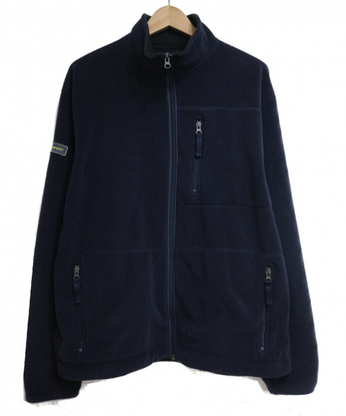 POLO SPORT(ポロスポーツ)POLO SPORT (ポロスポーツ) フリースジャケット ネイビー サイズ:SIZE Mの古着・服飾アイテム