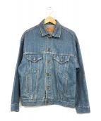 ()の古着「デニムジャケット」|ネイビー