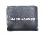 MARC JACOBS(マークジェイコブス)の古着「THE TEXTURED TAG MINI COMPACT」|ブラック