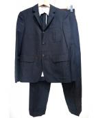 THOM GREY(トムグレイ)の古着「セットアップ」 ブラック