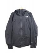 THE NORTH FACE(ザノースフェイス)の古着「FL Super Haze Jacket」|ブラック