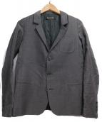 GOLDEN GOOSE(ゴールデングース)の古着「テーラードジャケット」|グレー