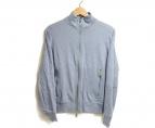 ()の古着「スウェットジャケット」 ブルー