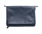 ck Calvin Klein(シーケーカルバンクライン)の古着「ブルーノll クラッチバッグ 」|ネイビー
