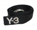 Y-3(ワイスリ)の古着「リングベルト」|ブラック