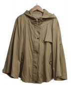 UNTITLED(アンタイトル)の古着「ライナー付ジャケット」|ベージュ