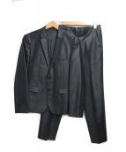 Blackbarrett by neil barrett(ブラックバレット)の古着「セットアップスーツ」|ブラック