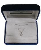 4℃(ヨンドシー)の古着「エターナルシルバー 2連ネックレス」