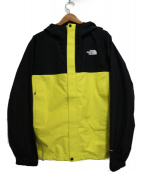 THE NORTH FACE(ザノースフェイス)の古着「FL Drizzle Jacket」|イエロー