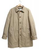 MHL(エムエイチエル)の古着「ライナー付ステンカラーコート」|ベージュ