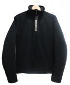 ARCTERYX VEILANCE(アークテリクス ヴェイランス)の古着「insulated wool jacket」|ブラック