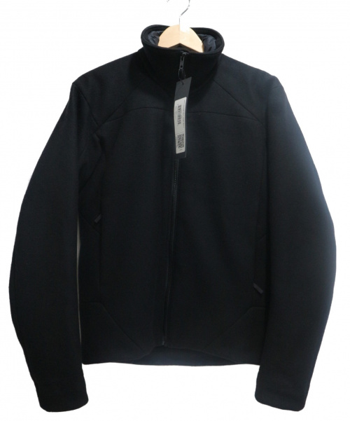 ARCTERYX VEILANCE(アークテリクス ヴェイランス)ARCTERYX VEILANCE (アークテリクス ヴェイランス) insulated wool jacket ブラック サイズ:SIZE XSの古着・服飾アイテム