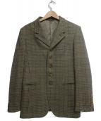Paul Smith(ポールスミス)の古着「ツイードジャケット」|ベージュ