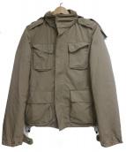 ASPESI(アスペジ)の古着「ライナー付フィールドジャケット」|ベージュ