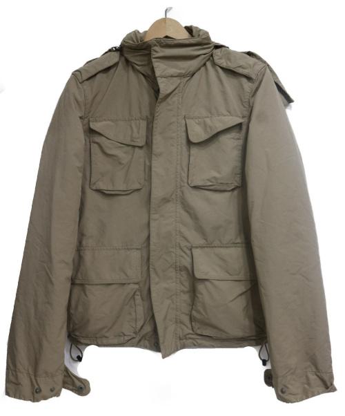 ASPESI(アスペジ)ASPESI (アスペジ) ライナー付フィールドジャケット ベージュ サイズ:SIZE XSの古着・服飾アイテム