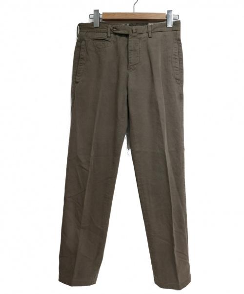GTA TWISTED(ジーティーアー ツイステッド)GTA TWISTED (ジーティーアー ツイステッド) コットンパンツ ブラウン サイズ:SIZE 44の古着・服飾アイテム