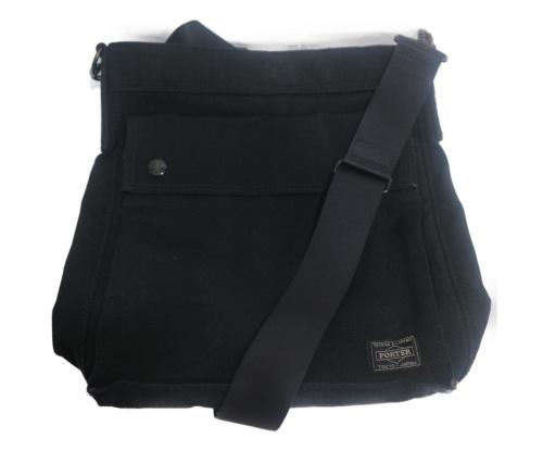 PORTER(ポーター)PORTER (ポーター) ショルダーバッグ ブラック サイズ:- the 10th anniversaryの古着・服飾アイテム