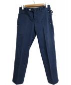 PT01(ピーティーゼロウーノ)の古着「SILVERCHINO」|ブルー