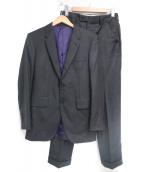 Paul Smith London(ポールスミスロンドン)の古着「セットアップスーツ」|チャコールグレー