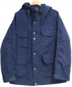 THE NORTHFACE PURPLELABEL()の古着「65/35 MAOUNTAIN PARKA」|ネイビー
