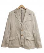 PS Paul Smith(ピーエスポールスミス)の古着「テーラードジャケット」|ベージュ