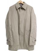 Paul Smith COLLECTION(ポールスミスコレクション)の古着「ライナー付ステンカラーコート」|ベージュ