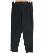 icB(アイシービ)の古着「Composite Ox テーパード パンツ」|ブラック