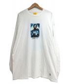 FR2(エフアールツー)の古着「プリントTシャツ」|ホワイト