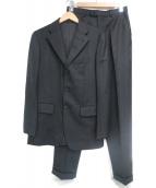 Paul Smith London(ポールスミスロンドン)の古着「3Bスーツ」|ブラック