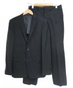 blackbarrett(ブラックバレット)の古着「セットアップ」 ブラック
