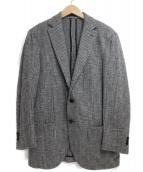 Cantarelli(カンタレリ)の古着「ウールジャケット」|グレー
