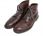 ALDEN(オールデン)の古着「コードバンウィングチップブーツ」|バーガンディー