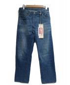 LEVIS VINTAGE CLOTHING(リーバイス ヴィンテージ クロージング)の古着「デニムパンツ」|ネイビー