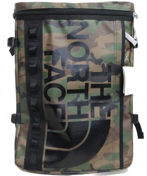 THE NORTH FACE(ザノースフェイス)THE NORTH FACE (ザノースフェイス) バックパック グリーン 未使用品 FUSE BOX NM81357の古着・服飾アイテム