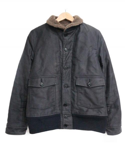 PHIGVEL MAKERS(フィグベルマーカーズ)PHIGVEL MAKERS (フィグベルマーカーズ) PHIGVEL NA-1 JKT ブラック サイズ:SIZE 1の古着・服飾アイテム