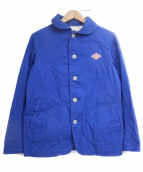 DANTON(ダントン)の古着「カバーオール」|ブルー