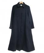 STEVEN ALAN()の古着「BEAVER TENT COAT」 ブラック