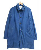 EEL(イール)の古着「サクラコート」 ブルー