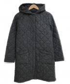 LAVENHAM(ラベンハム)の古着「キルティングコート」|グレー