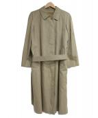 Burberrys(バーバリーズ)の古着「[古着]ライナー付ステンカラーコート」|ベージュ